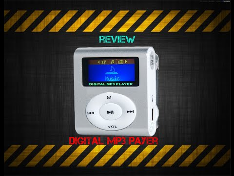 digital mp3 player review