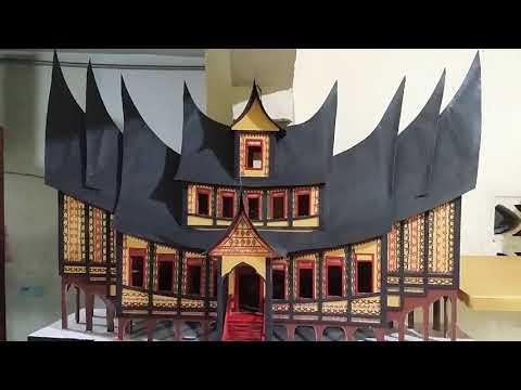 6200 Gambar Miniatur Rumah Gadang Dari Kardus Terbaik