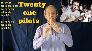 Twenty one Pilots: Can't Help Falling In Love (Elvis Presely Cover)