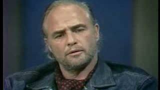Marlon Brando Interview 1973 (4/6)