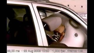 Краш тест Kia Mohave (Borrego) 2009 (2008 Nhtsa)