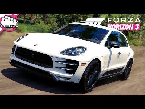 FORZA HORIZON 3 #146 - Ein Hauch 911 im Porsche Macan Turbo - Let's Play Forza Horizon 3