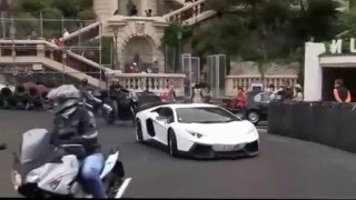 2015 Lamborghini Aventador Exhaust sound Full