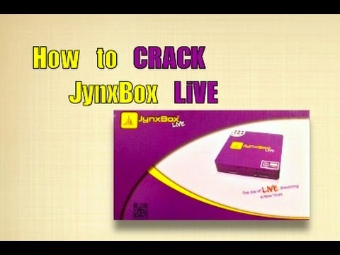 How to Crack the JynxBox Live --