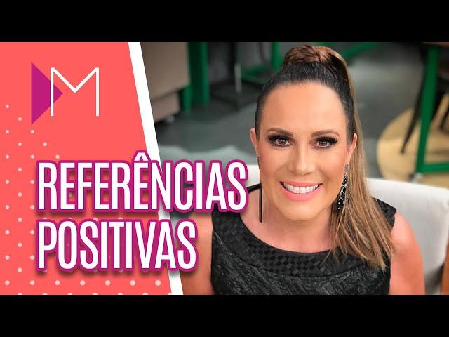 Busque bons exemplos e referências positivas - Mulheres (26/03/2019)