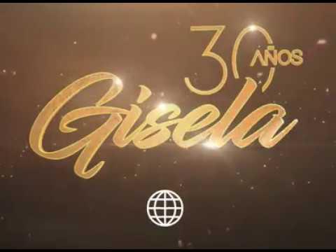Gisela Valcárcel - 30 Años - América Televisión