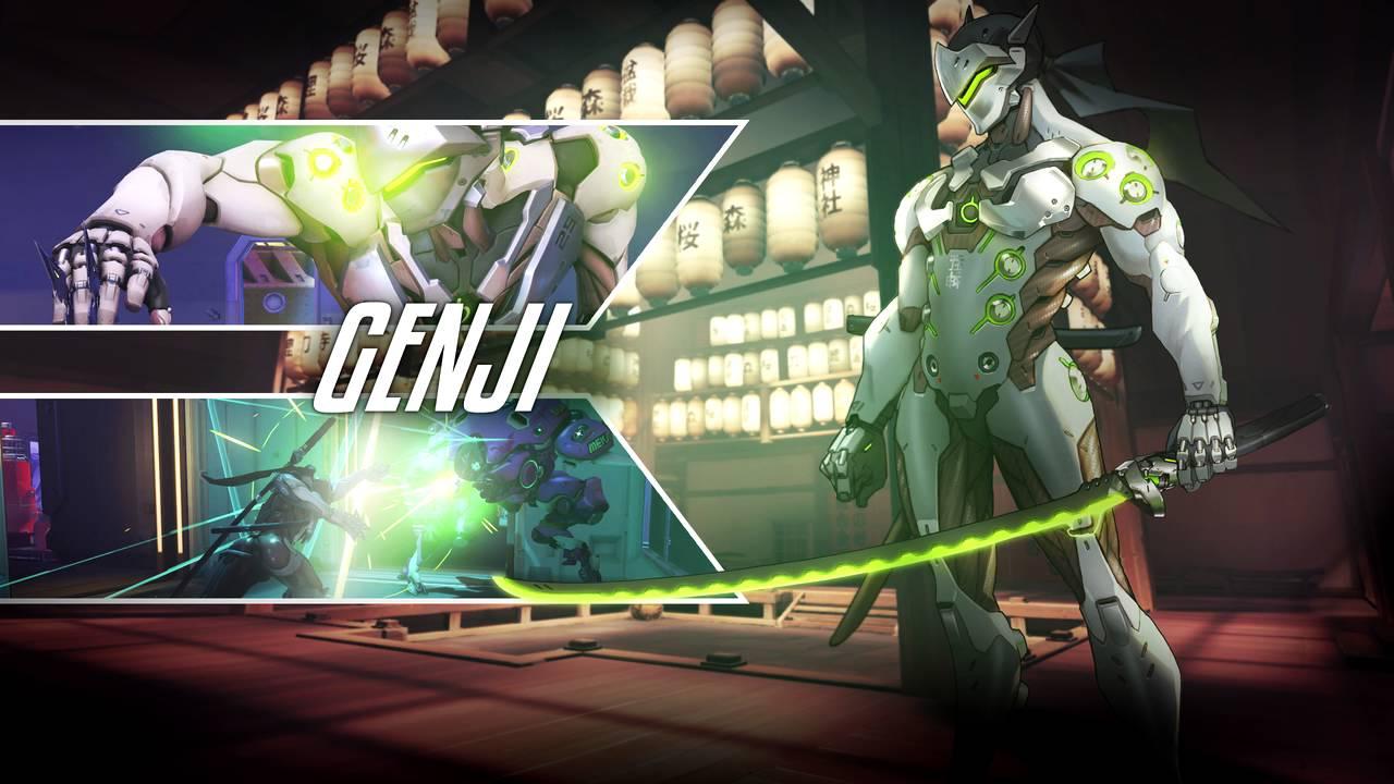 Genji Quotes Overwatch Genji's Voice Lines  Youtube