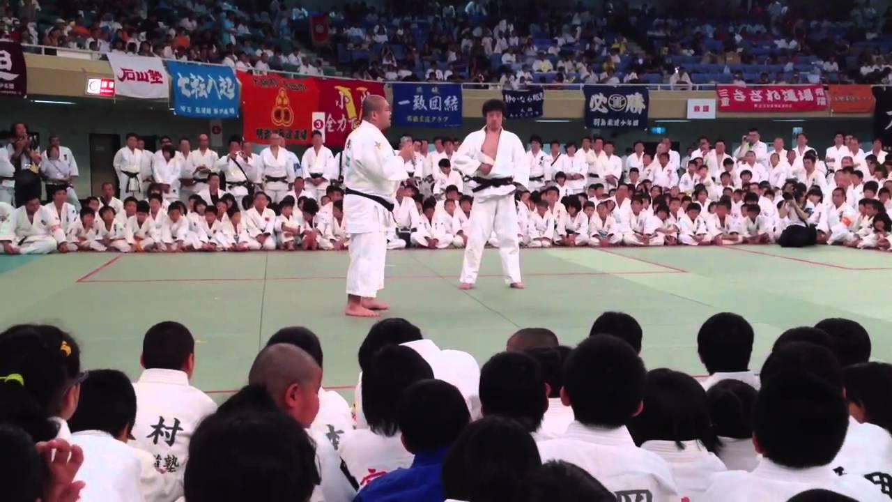 日本武道館 棟田康幸講義 - YouTube