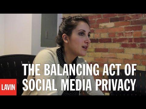 The Balancing Act of Social Media Privacy: Rahaf Harfoush