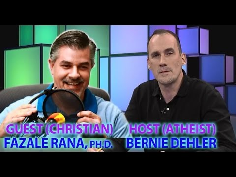Given Evolution, Can We Know Truth? (Atheist/Christian Dialogue, Dehler Vs. Rana)