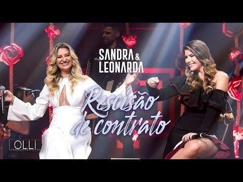 Sandra e Leonarda - Rescisão de Contrato (DVD Tá Perfeito)