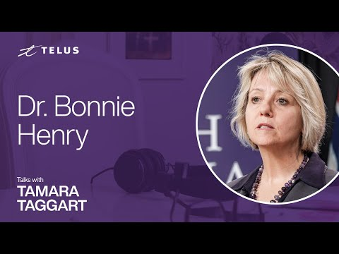 TELUS Talks | Flattening the curve, with Dr. Bonnie Henry