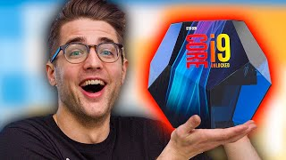 Intel 9th Gen Announced!!!