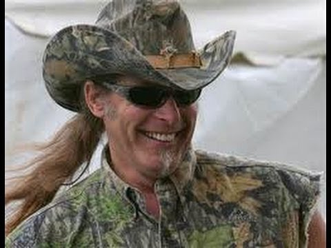 Ted Nugent Blames Obama For Military Suicides