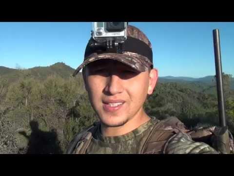 Cache Creek Hunting Trip 3-29-14