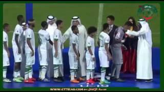 تتويج المنتخب السعودي بالمركز الثاني في  كأس آسيا تحت 19 سنة  2016