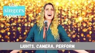 Alice Fearn - Lights, Camera, Perform