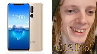 The OUKITEL C12 Pro! Cheaper Than Note 9 and iPhone XS!