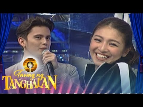 Tawag ng Tanghalan: James Reid's love advice