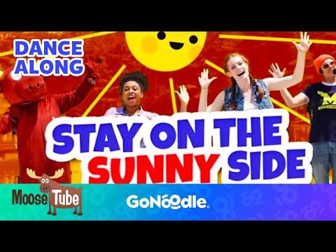 Stay On The Sunny Side - MooseTube | GoNoodle