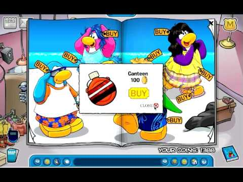 how to go to old club penguin