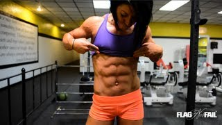 secret to great abs   dana linn bailey