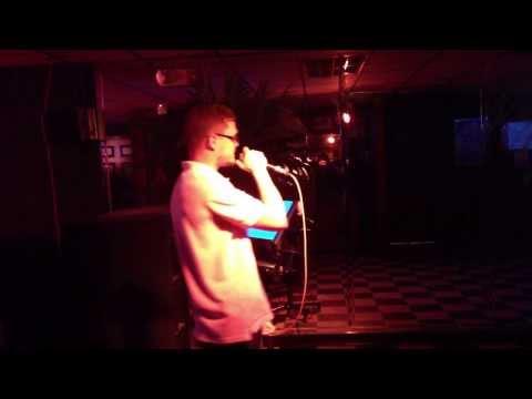 When I am gone 3doors down!!!! Karaoke JB'S