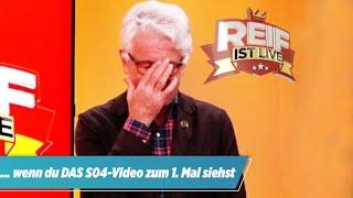 Schalke-Video: So fassungslos reagiert Reporter-Legende Marcel Reif | Reif ist Live
