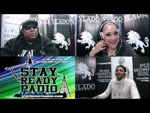 STAY READY RADIO JANUARY 27, 2016 WITH SPECIAL GUEST ARTIST B HOWARD