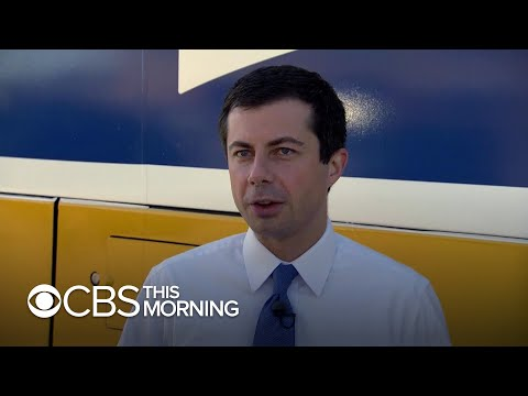 Pete Buttigieg on the importance of winning Iowa, being a mi