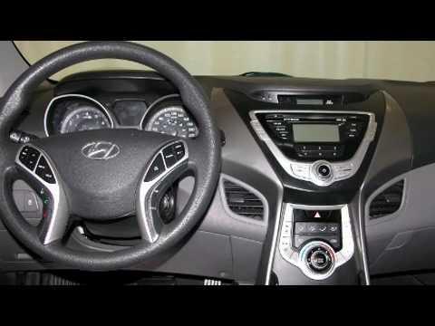 2012 Hyundai Elantra GLS in Winnipeg, MB R3T 6A9