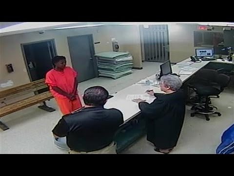 New Sandra Bland Footage Released by Waller County
