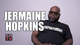 Jermaine Hopkins on Growing Up in Newark NJ During Crack Era, Bodies Thrown Off Buildings (Part 1)