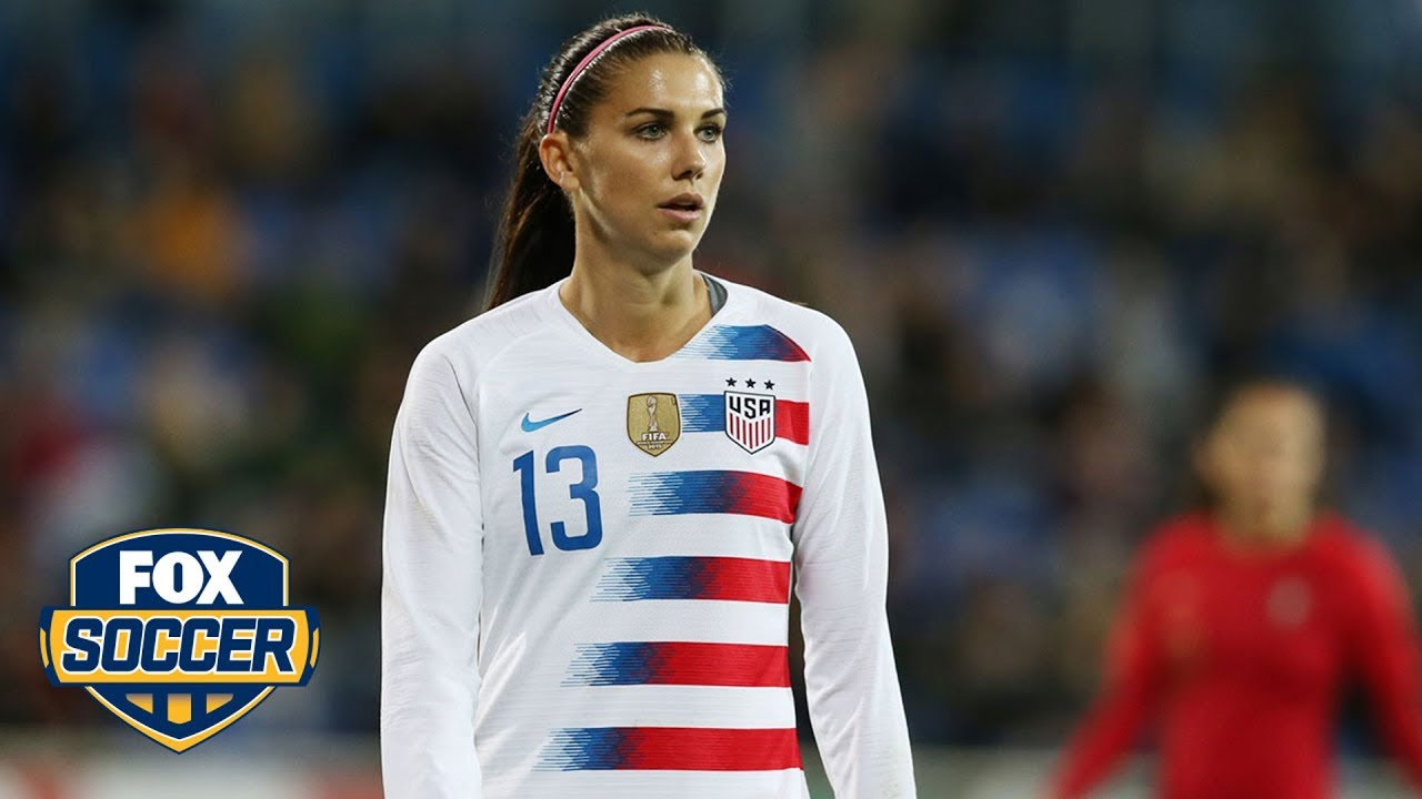 Alex Morgan on 2019 Women s World Cup  Expectation is to come out on ... c70687468