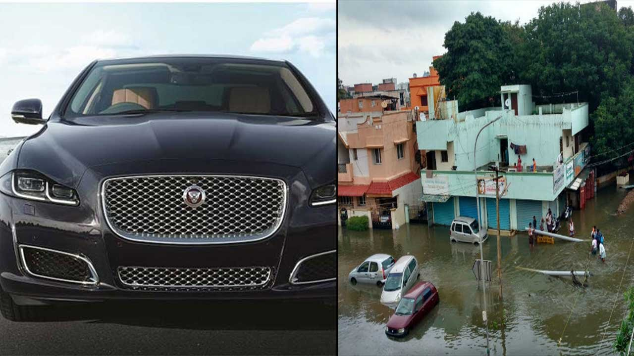 Mercedes Jaguar On Cheapest Price In Chennai After Floods Youtube