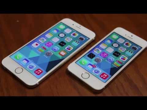 Iphone Vs Iphone 5s Full Comparison