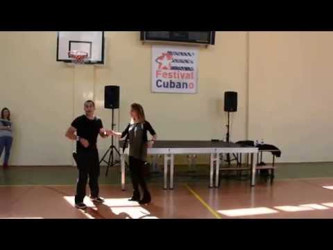 Festival Cubano 2014 - Gaston & Monica - Rueda De Casino