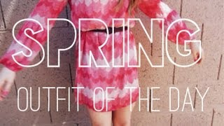 Spring Outfit of the Day!✿ Thumbnail