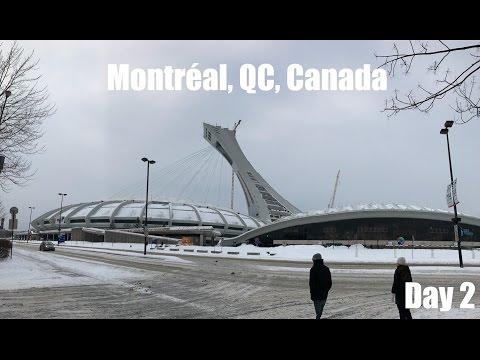 Canada, Montréal, QC. Day 2. Biodôme de Montréal