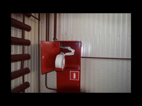 Требования пожарной безопасности к пожарным кранам