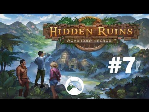 ADVENTURE ESCAPE: HIDDEN RUINS Walkthrough Gameplay #7 (FINAL)