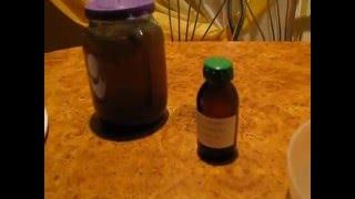 Как приготовить настойку восковой моли.How to prepare a tincture wax moth.(Настойка восковой моли - один из продуктов пчеловодства.Tincture wax moth is one of bee products., 2016-01-07T12:45:15.000Z)