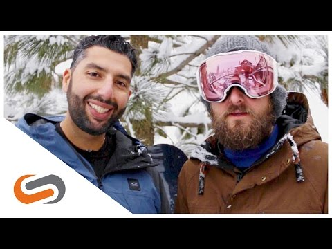 Prescription Snow Goggle Insert Review | SportRx