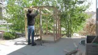 How To Build Kids Playhouse