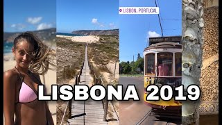 TORNEREMO COSI'!!! Lisbona 2019 |Leila|