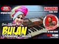 Karaoke Dangdut Koplo Cover Music#bulan Diranting Cemara