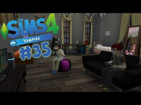 Die Sims 4 Vampire #35 - Spielestunde mit Hansjörg und Karl-August | Let's Play [Deutsch]