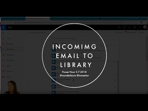 SharePoint Power Hour: Incoming Email to Library