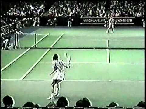 Chris Evert d. Helena Sukova - 1984 Virginia Slims Champs QF