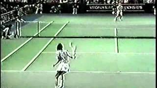 Chris Evert d. Helena Sukova - 1984 Virginia Slims Champs QF